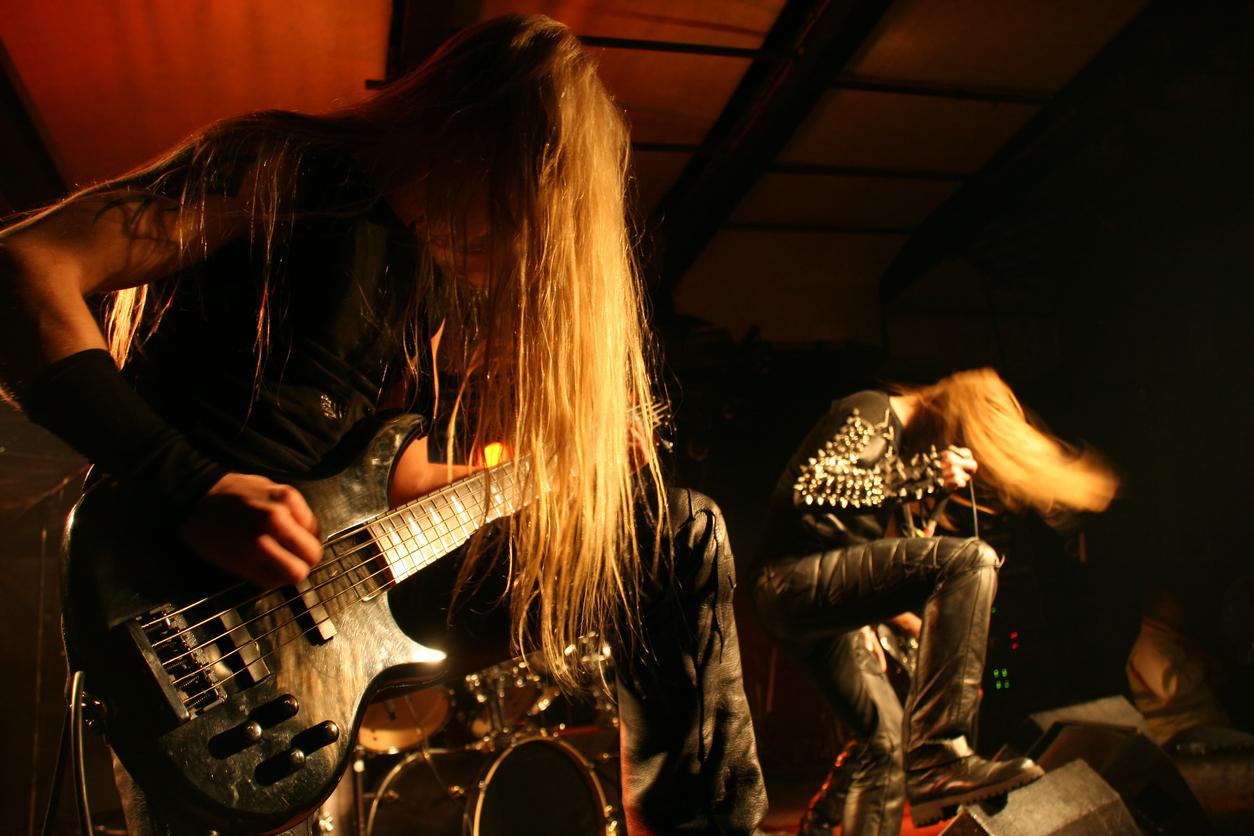 Starten av Iron Maiden